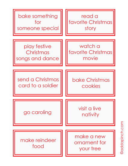 Calendar Ideas For Ks : Best images of printable advent calendar ideas