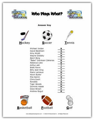 Sports Baby Shower Games