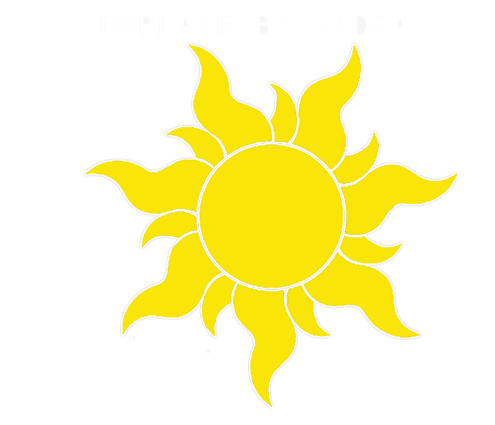 7 Images of Printable Sun Template
