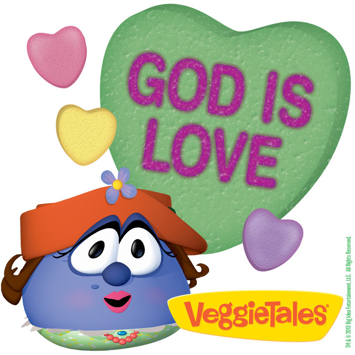 6 Images of God Made You Special VeggieTales Printables