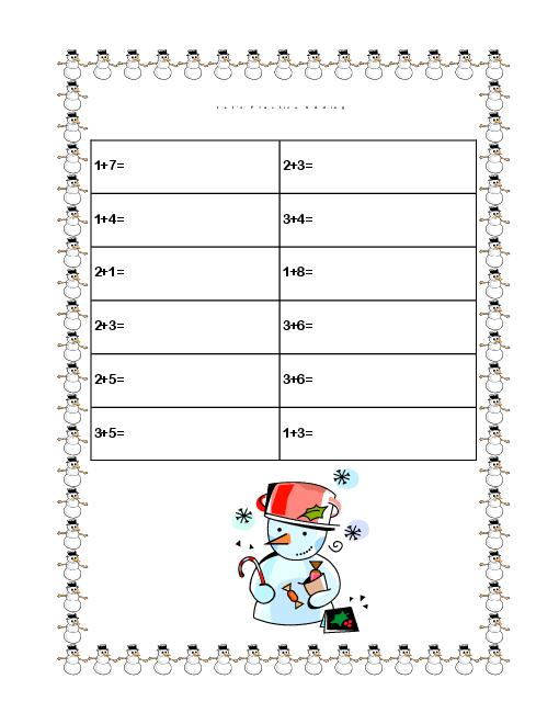 math worksheet : 4 best images of printable addition worksheets to 20  single  : Addition And Subtraction Facts To 20 Worksheet