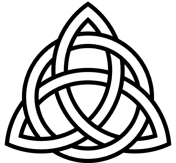Celtic Knot Family Symbol