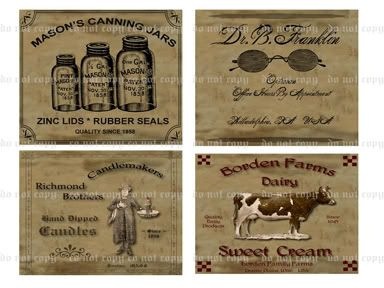 Free Print Primitive Labels