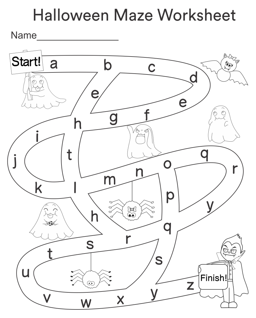 Halloween Themed Worksheets For Kindergarten Halloween Comstume – Halloween Themed Math Worksheets