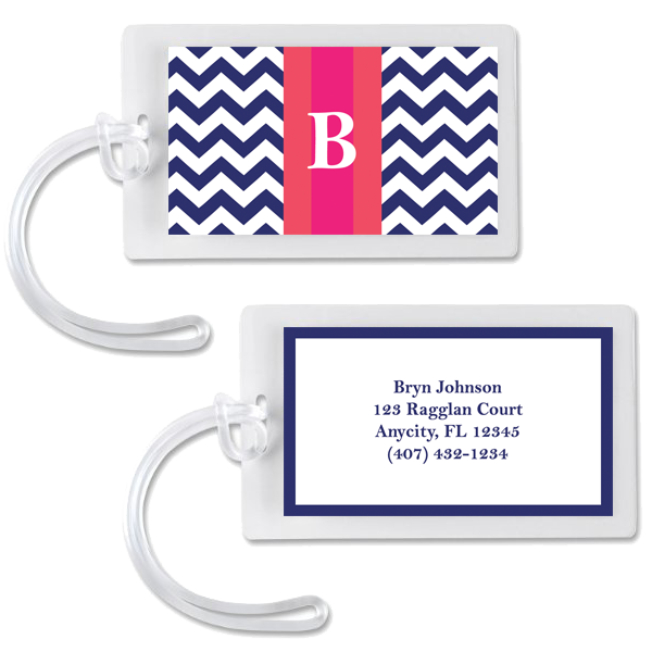 4 best images of free printable luggage tags designs