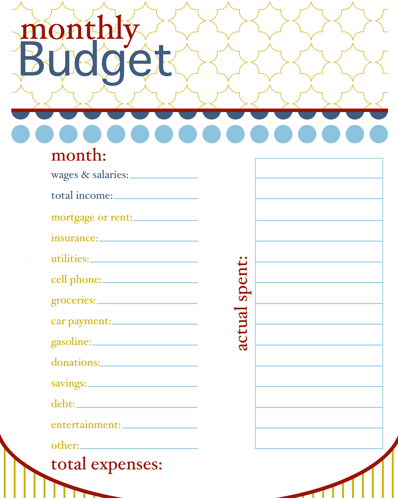 Worksheet Printable Personal Budget Worksheet free printable monthly incomeexpense sheet personal budget math worksheet expense download spreadsheet incomeexpense