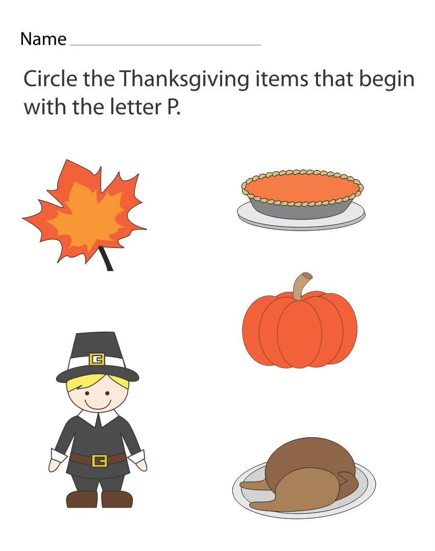 math worksheet : free printable thanksgiving worksheets for kindergarten  : Kindergarten Thanksgiving Worksheets Free