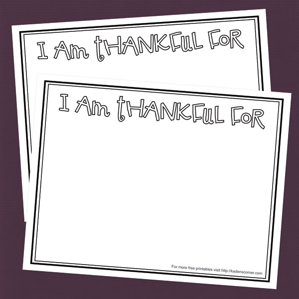 i am thankful for you coloring pages - photo #45