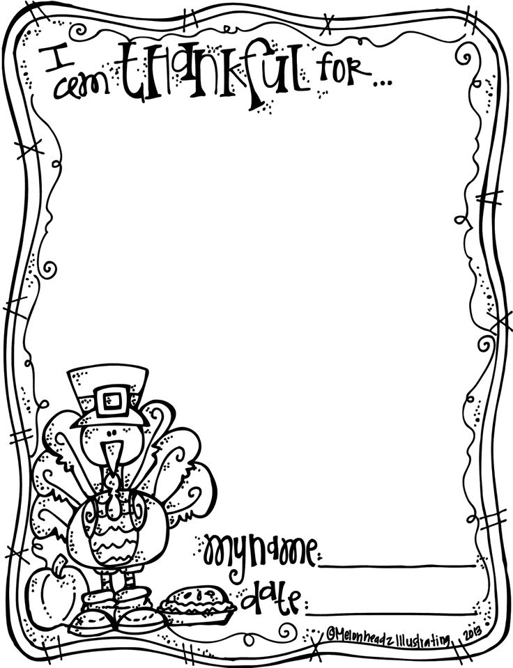 The Most Elegant And Interesting I Am Thankful For Thankful Coloring Pages