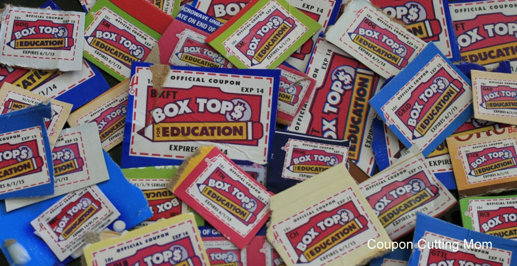 Printable Box Tops Education