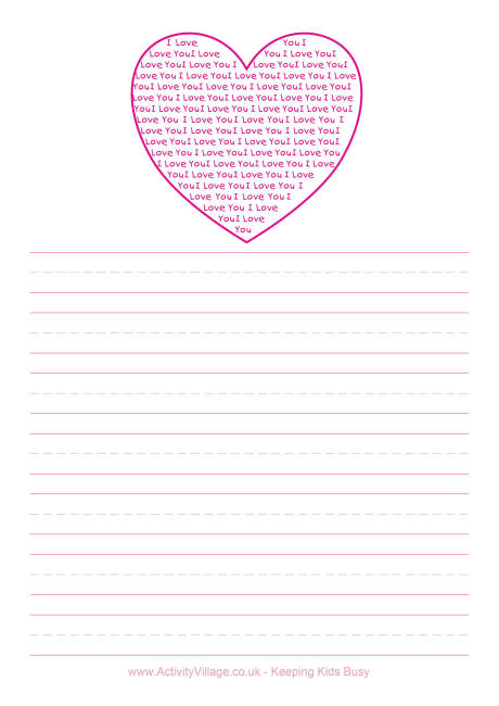 pretty writing paper printable Dltk's free printable writing paper templates dltk's crafts for kids free printable writing paper custom writing paper choose form a variety of themes and line.