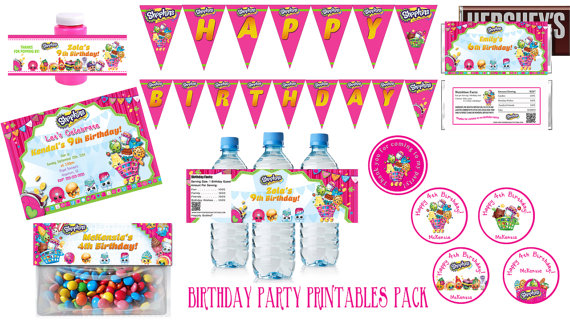 8 Images of S Hopkins Birthday Printables Free