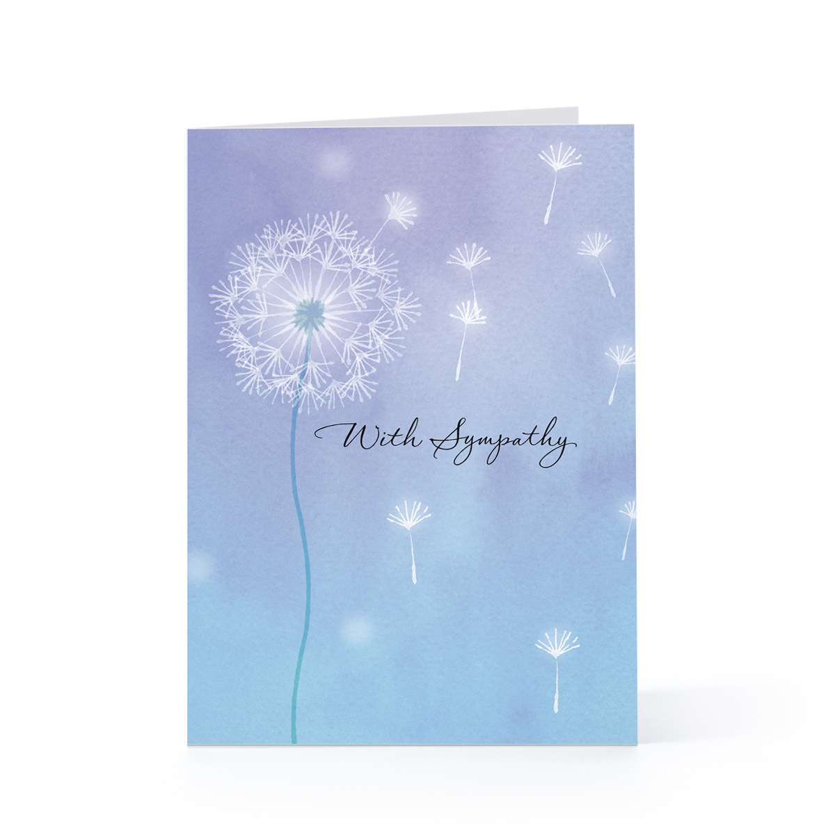4 Images of Printable Sympathy Greeting Cards