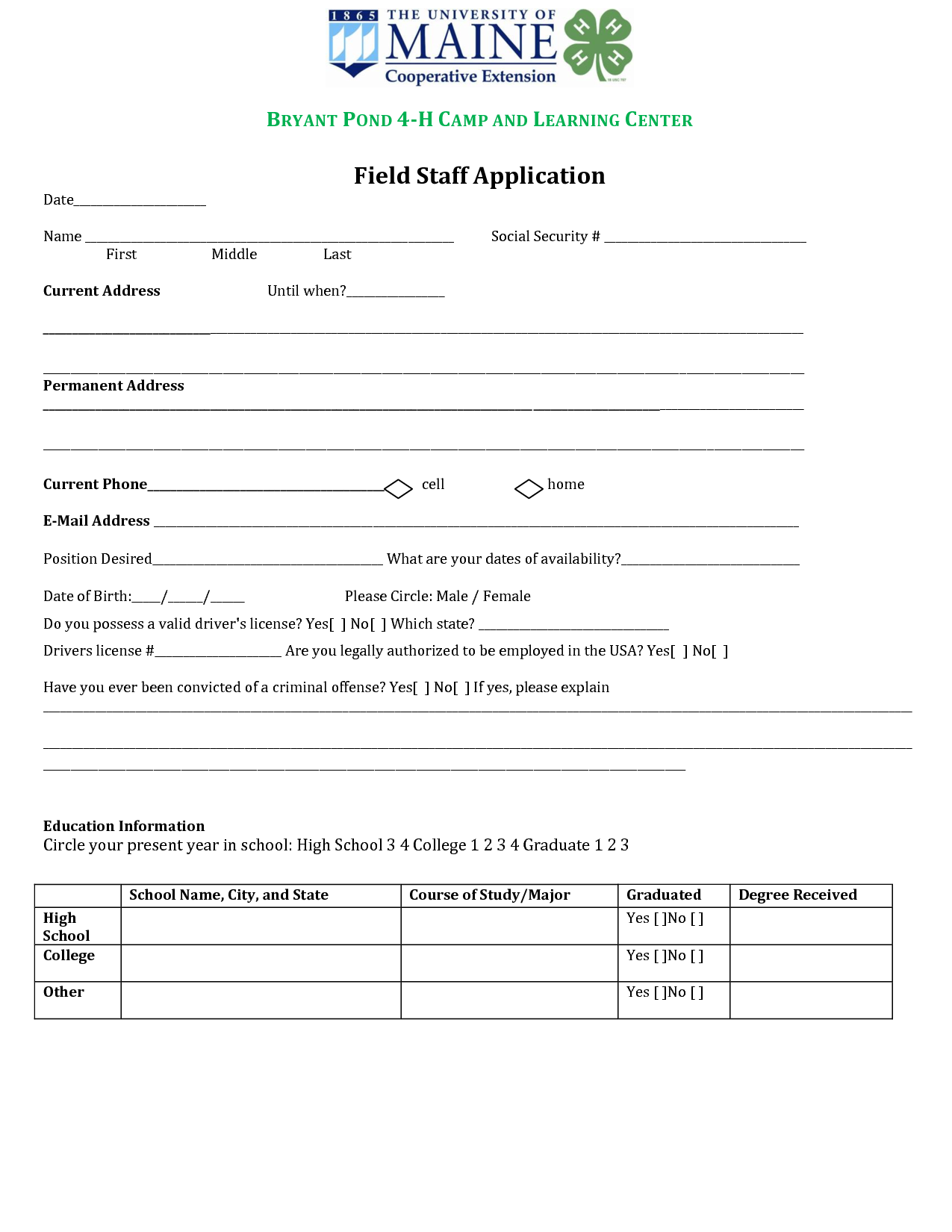 It is a picture of Playful Free Printable College Applications