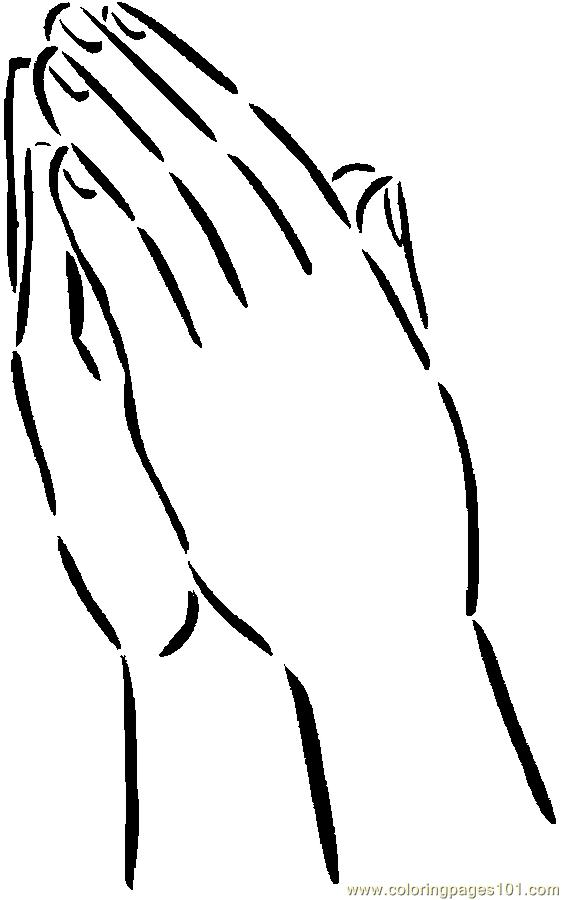 children s praying hands coloring pages printable coloring pages