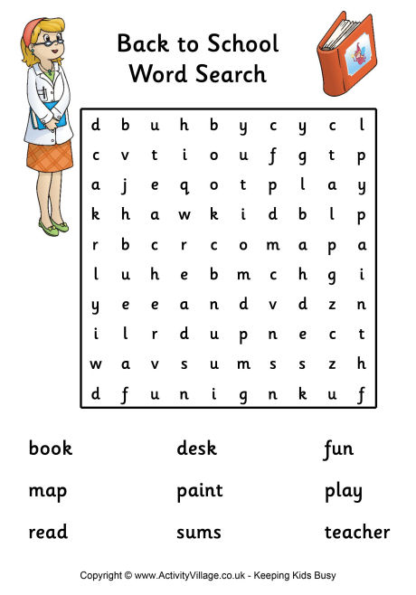 8 Best Images Of Easy Word Searches Printable Easy Fall
