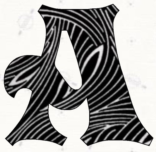 8 Best Images Of Free Printable Fancy Alphabet Letters