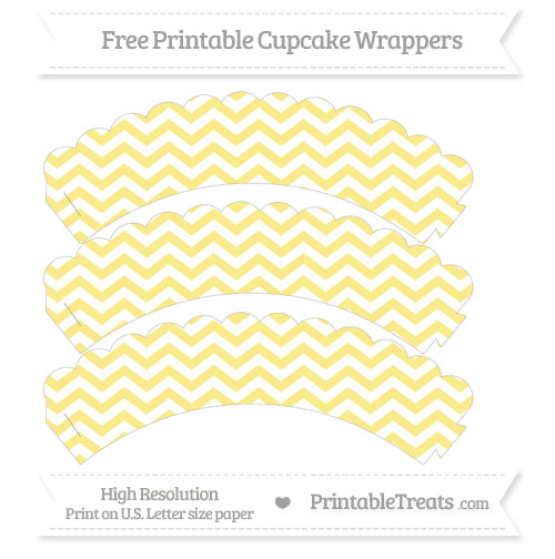 4 Images of Free Printable Yellow Chevron Pattern