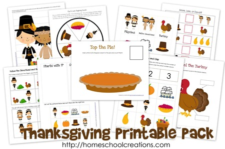 math worksheet : 8 best images of free printable preschool thanksgiving activities  : Free Printable Thanksgiving Math Worksheets