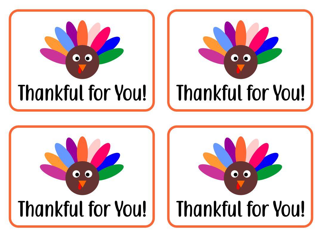 Printable Thanksgiving Cards Kids Crafts