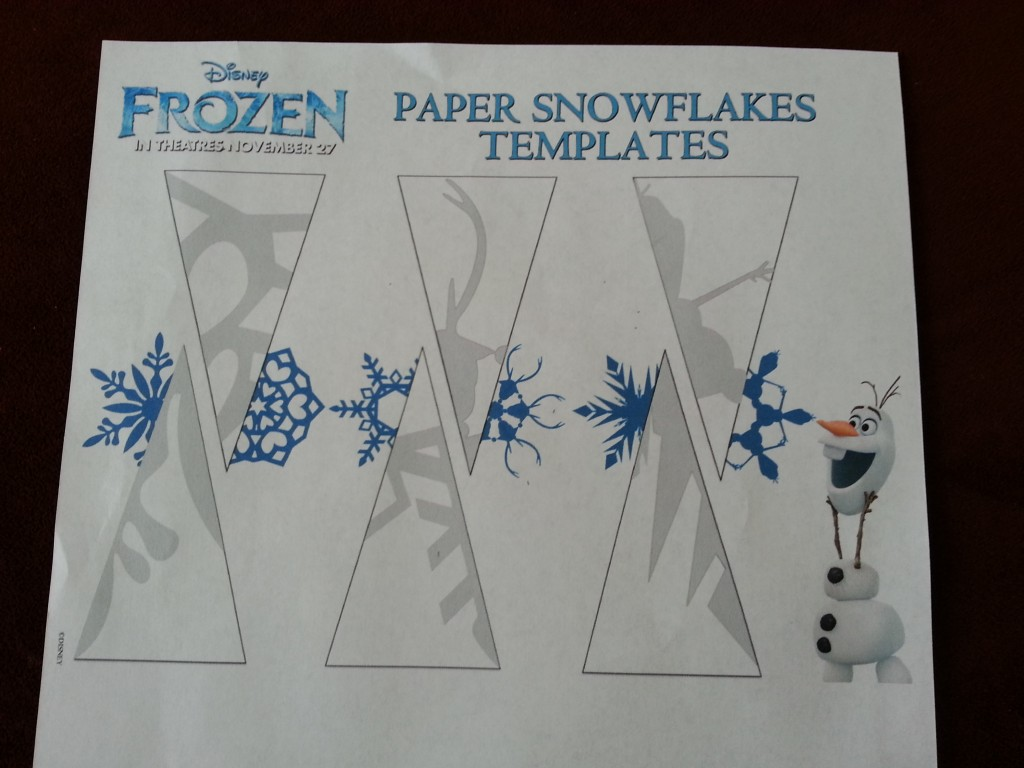 5 Images of 12-Sided Snowflake Printable Template