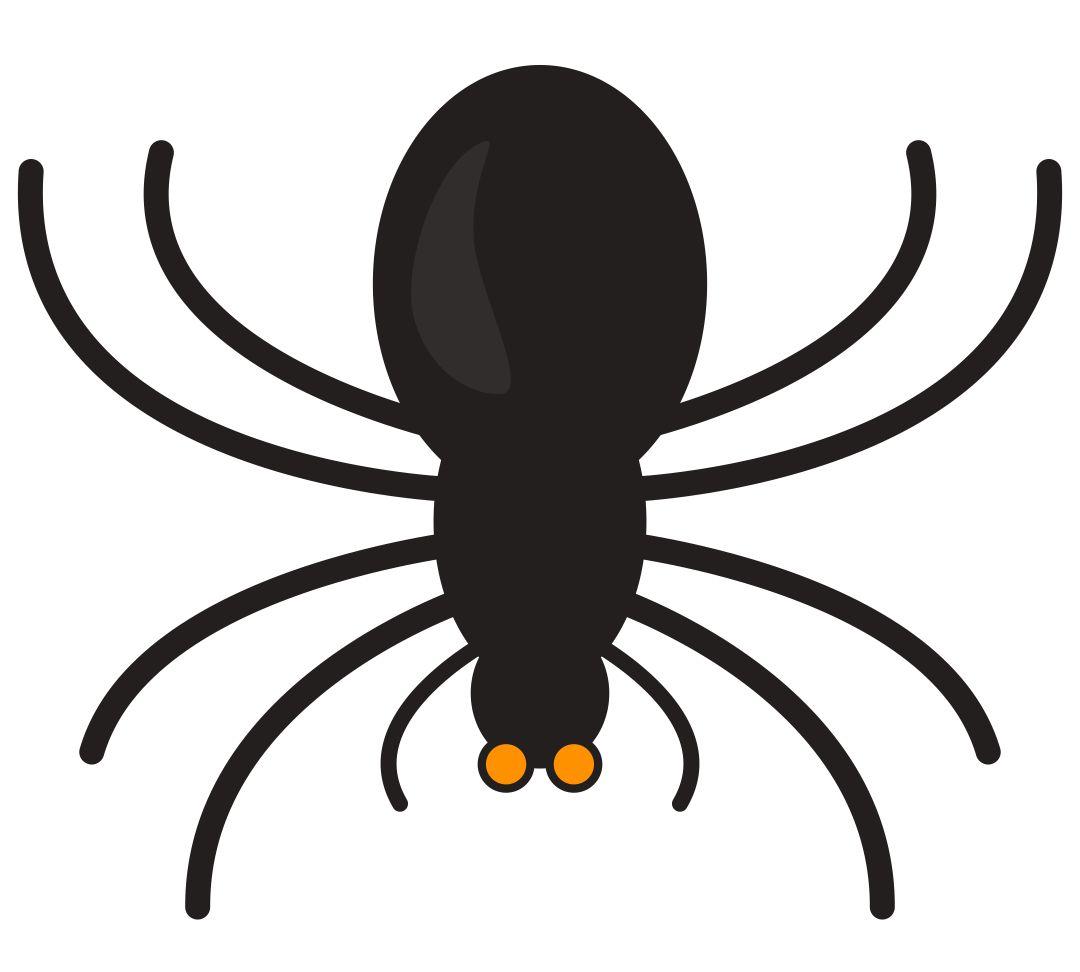 6 Best Printable Spider Template - printablee.com