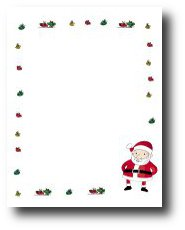 7 Images of Santa Claus Free Printable Template