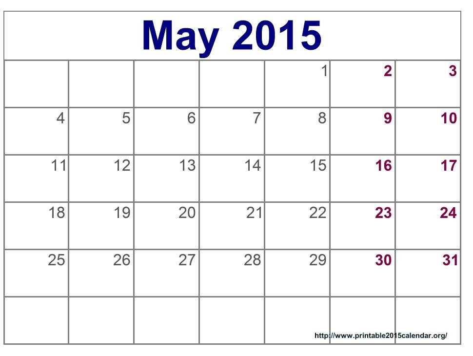 Calendar Images May : Best images of cute free printable calendar may