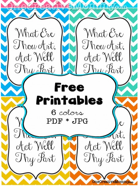 Printable American Girl Doll Quotes