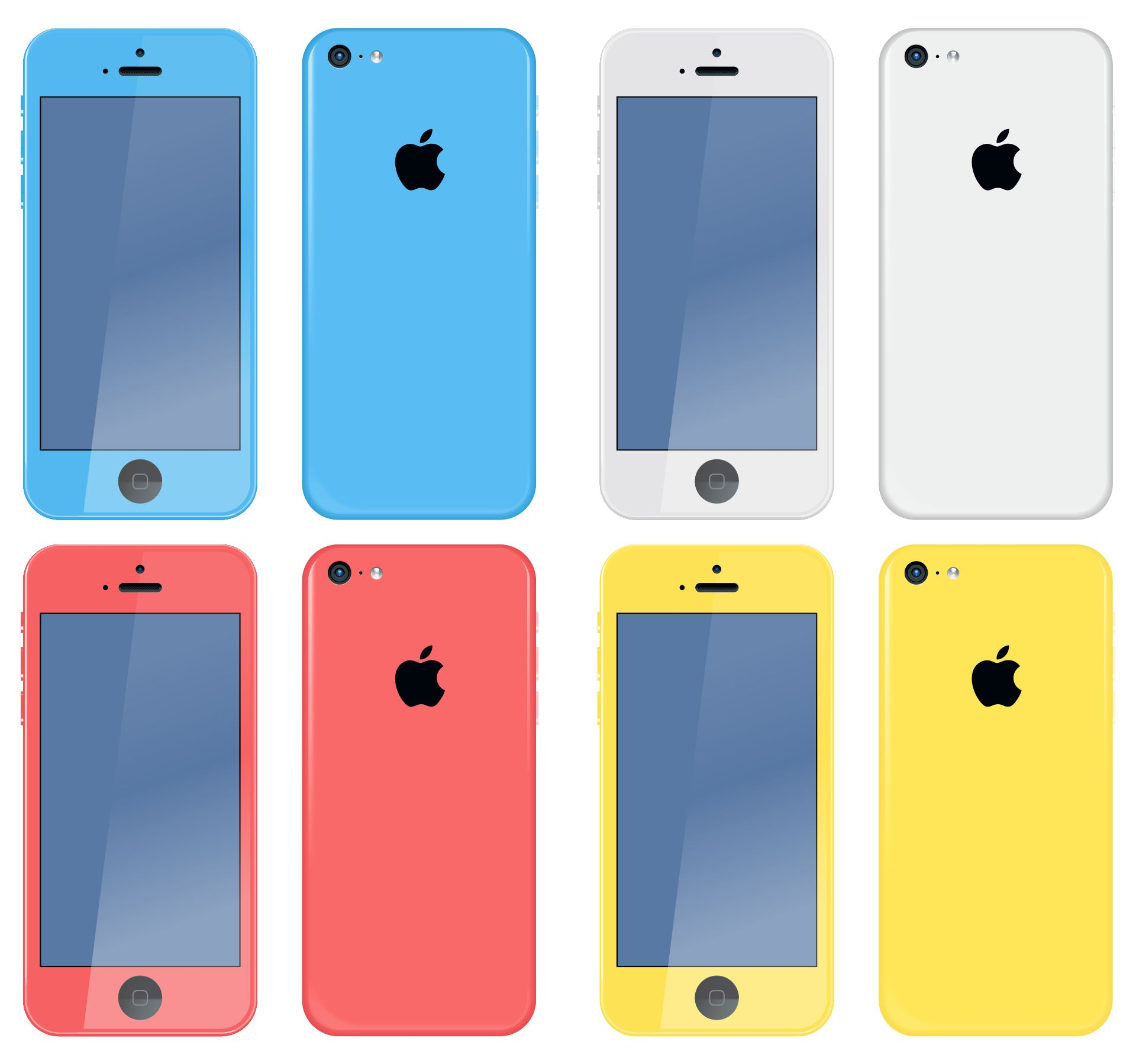 Printable Mini iPhone