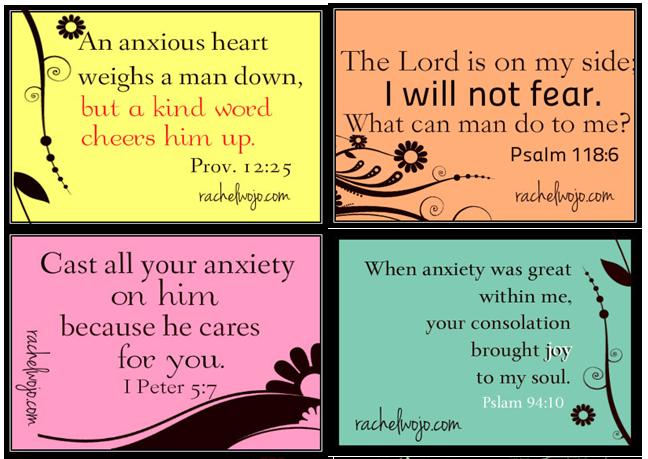 6 Images of Free Printable Scripture Verses