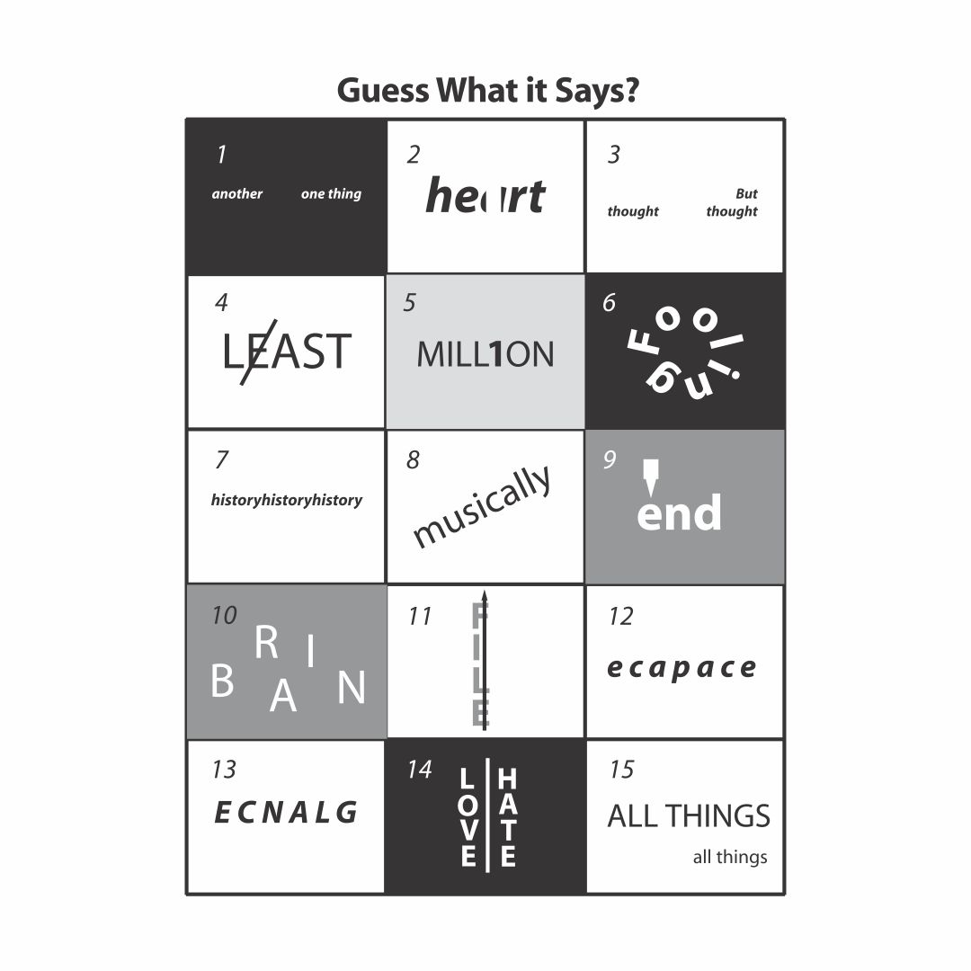 Puzzles Brain Teasers with Answers