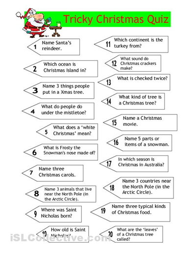 6 Best Images of Christmas Printable Worksheets For Adults - Adult ...