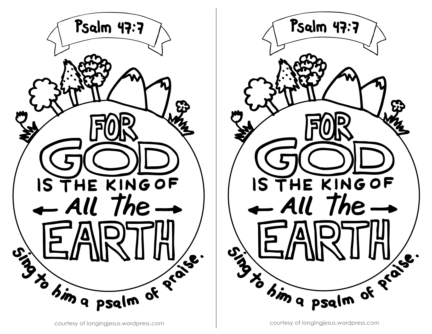 6 Images of Awana Verse Printables