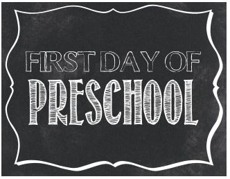 First day of school template 2016 free first day of for First day of school sign template