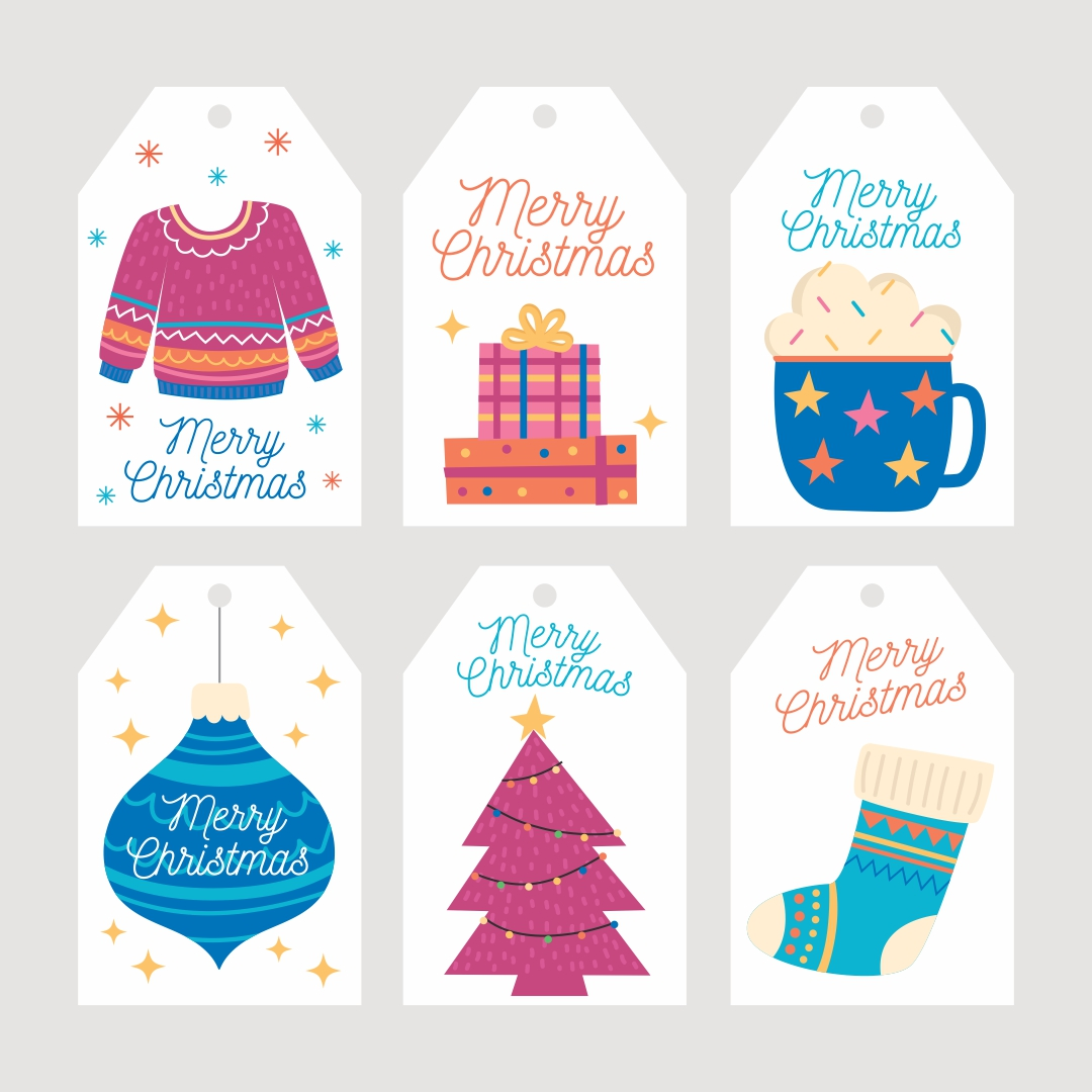 Best images of customizable printable christmas gift