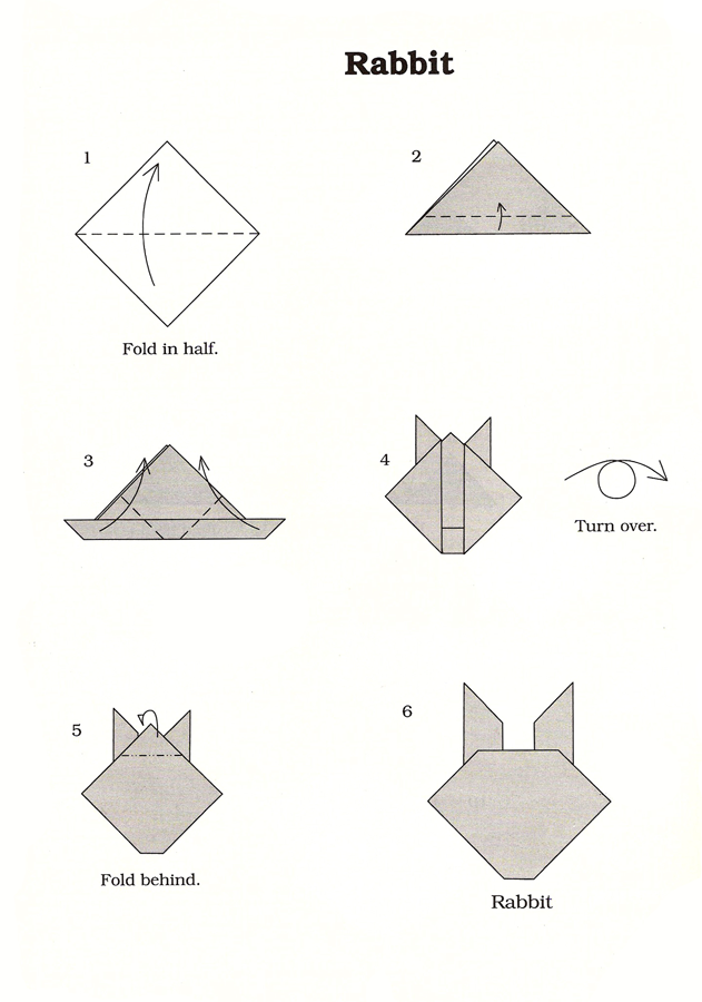 ♥ 3D Origami; Pichu Diagram - Delinlea - My little fantasy world | 900x631