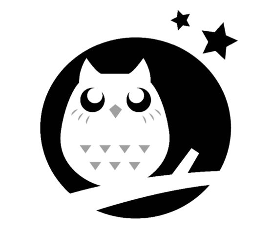4 Images of Free Printable Owl Pumpkin Carving Stencil