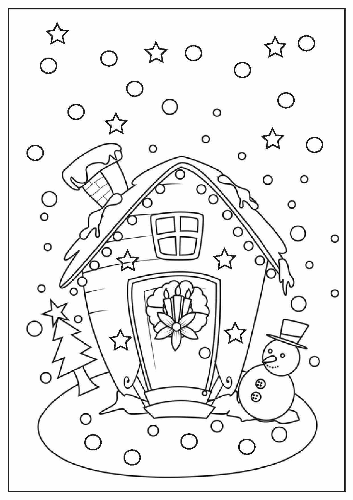 Printable Christmas Worksheets Activities - K5 Worksheets