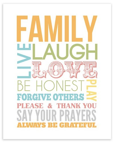 9 Images of Printable Family Sayings