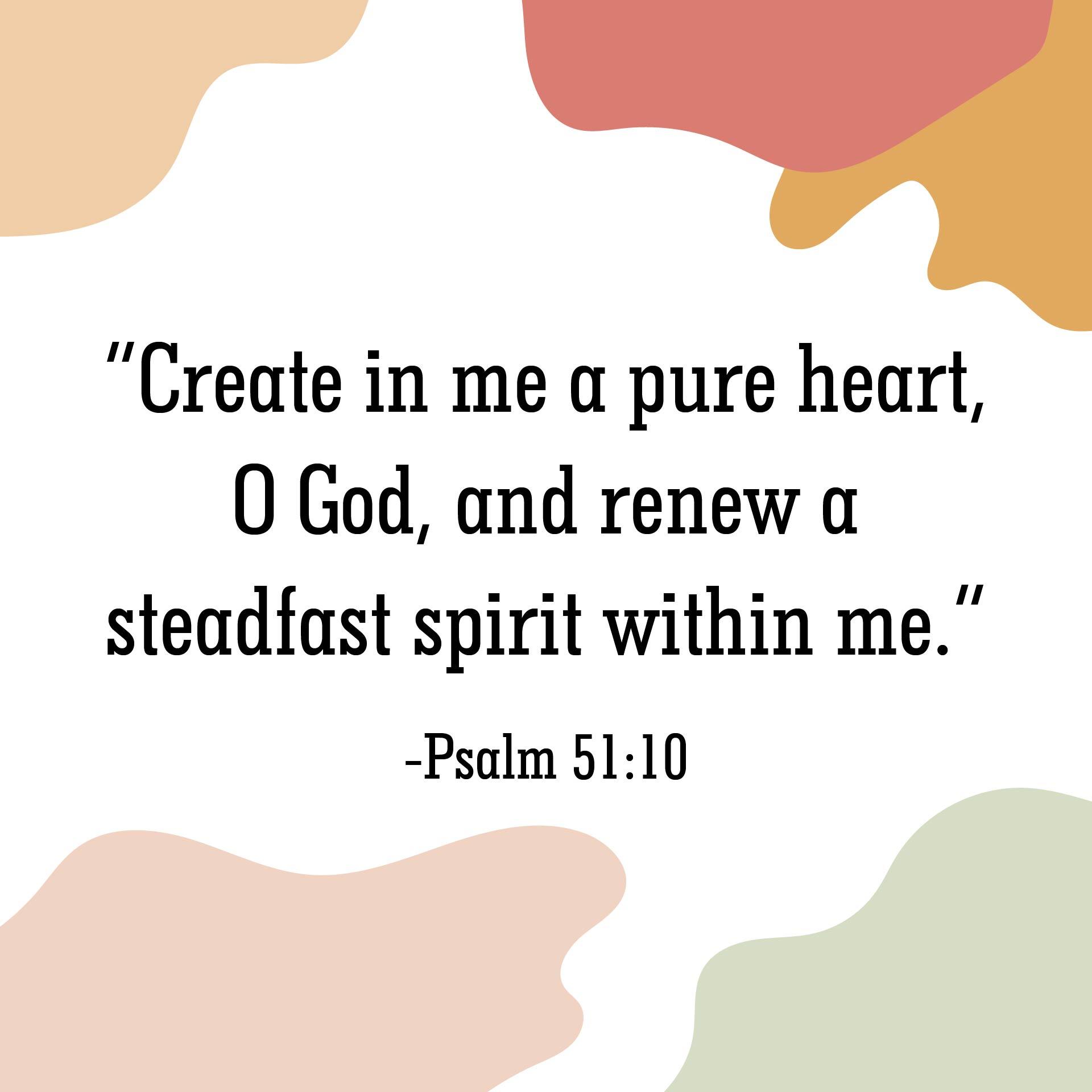 Printable Scripture Bible Verses
