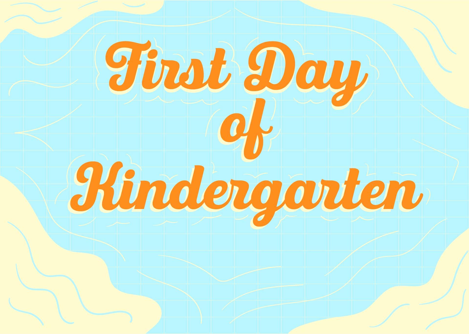 7 Images of Kindergarten Back To School Free Chalkboard Printable