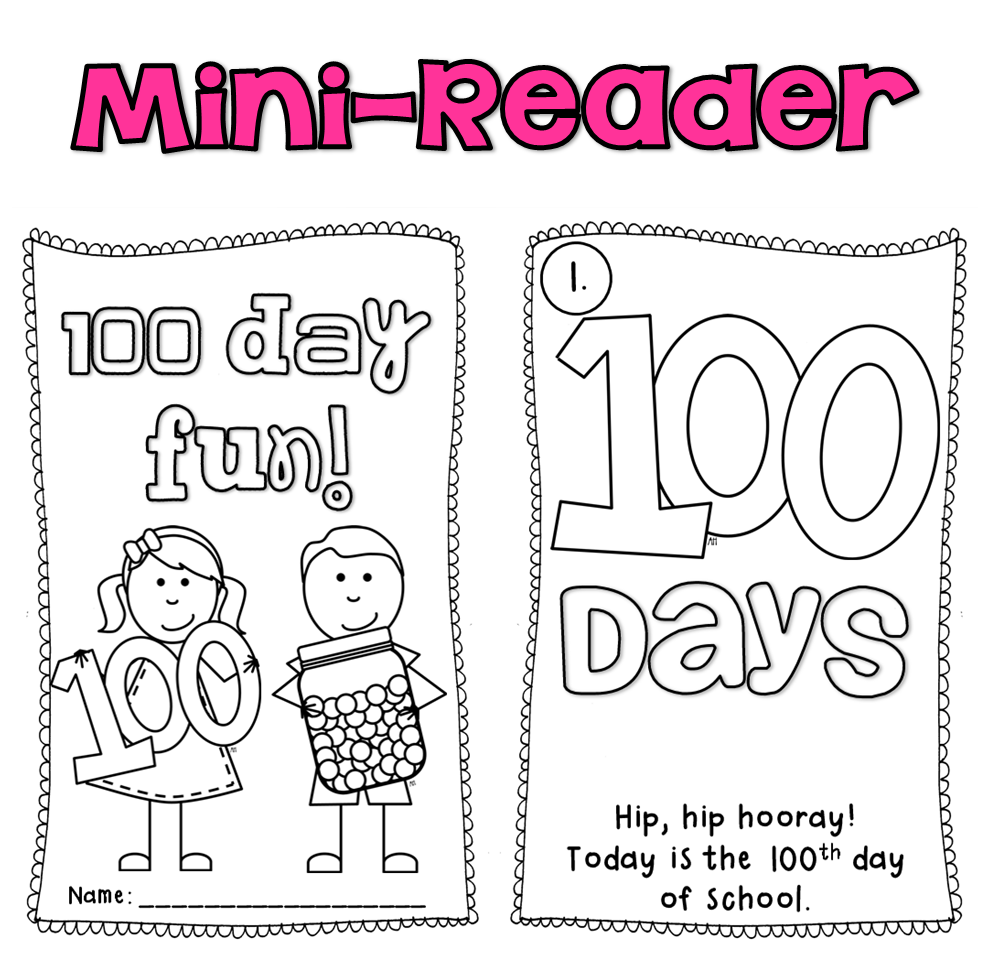 math worksheet : 8 best images of 100 days of school free printables  printable  : 100th Day Of School Worksheets For Kindergarten