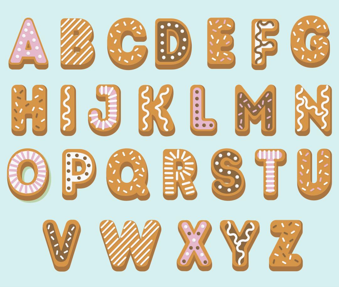 Alphabet Letters Templates Printable