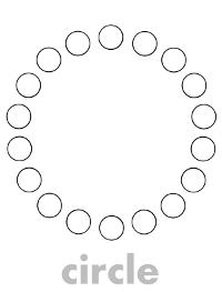 7 Images of Shape Do A Dot Printables