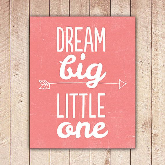 8 Images of Printable Dream Big Little One