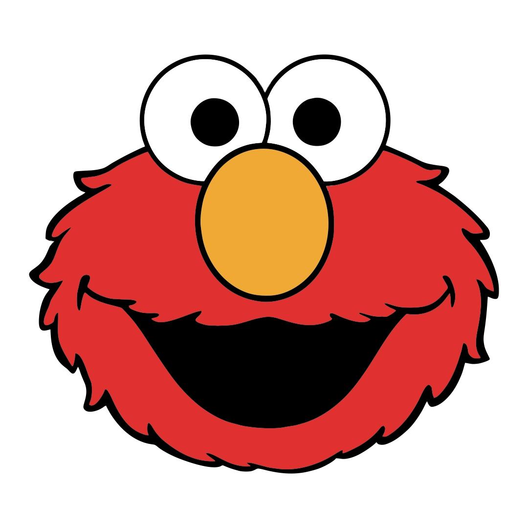 Oscar Sesame Street Face