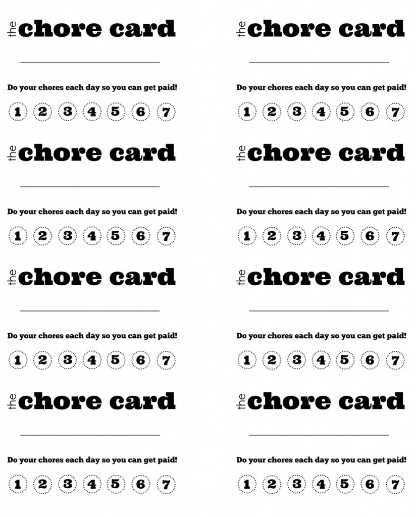 8 best images of diy printable punch cards potty for Free punch card template