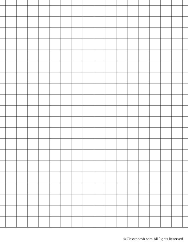 6 Images of Printable Graph Paper For Teachers
