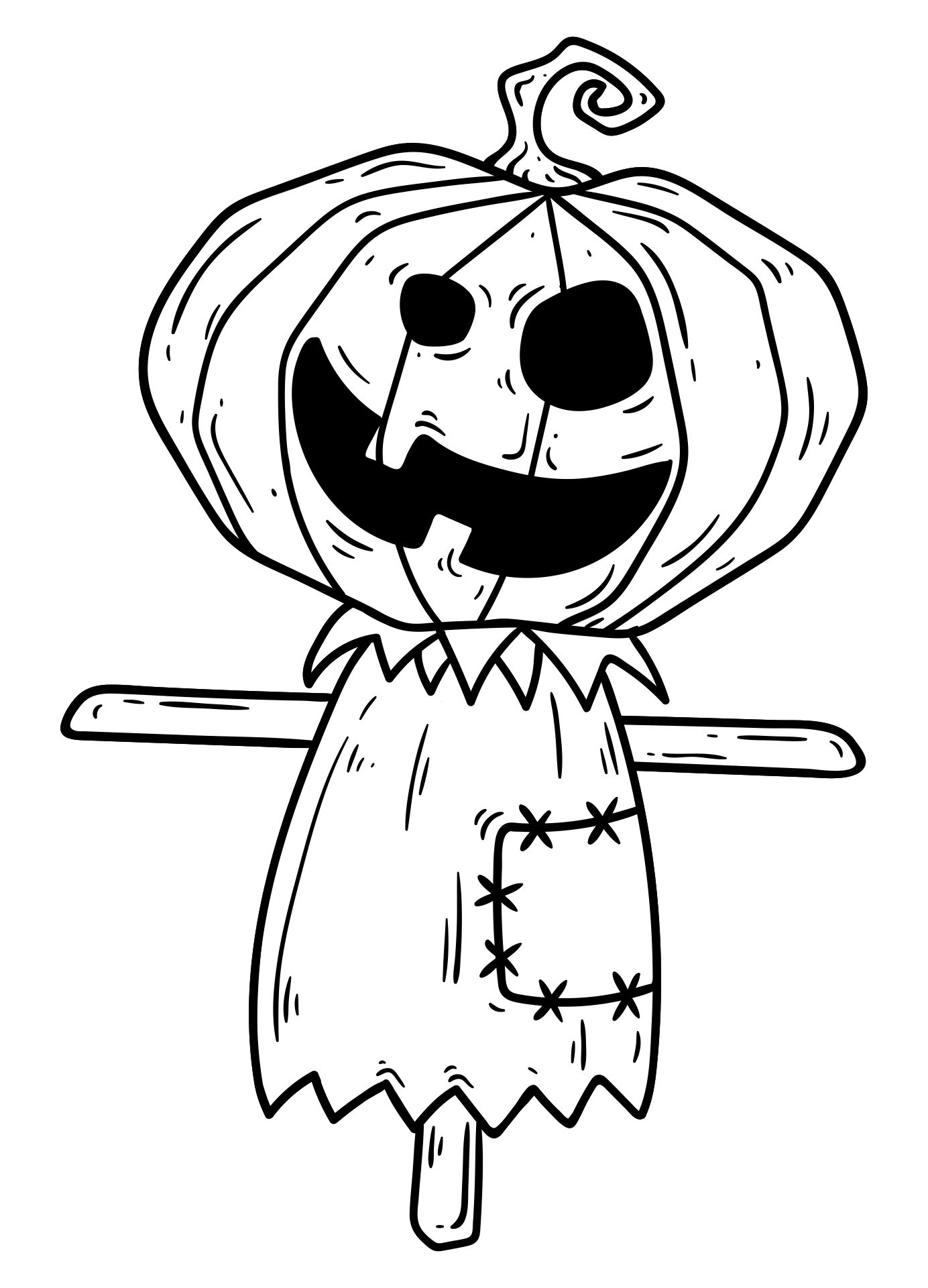 8 best images of halloween pumpkin templates printable for Small halloween pumpkin templates